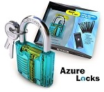 Lock Pick Set By Azure Locks